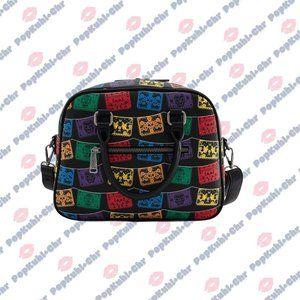 Loungefly Dia De Los Muertos Papel Picado Bag